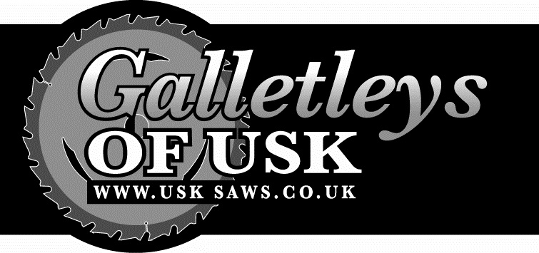 Usk Saws - Galletleys of Usk